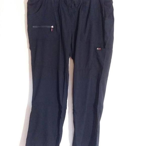 Koi Navy Blue Scrub Pants